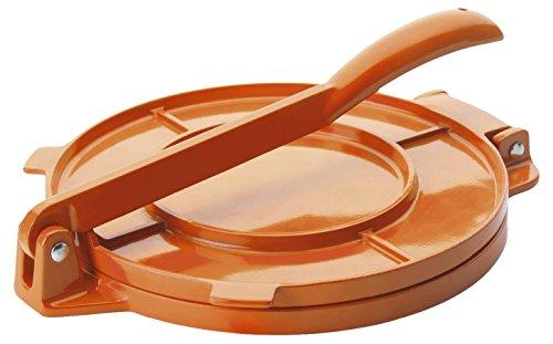 IBILI 799820 Appareil pour Tortillas 20 cm, Aluminium, Orange