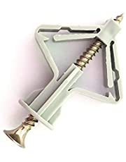 Gaosheng 50 stuks M8 x 50 mm krachtige pluggen hollewandbevestigingen Heavy Duty Rawl Plugs