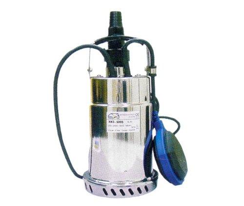 Mercagas - Acciaio inox pompa sommersa. 500w