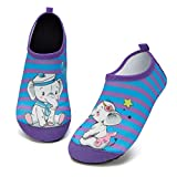 HMIYA Zapatos De Natación Niño Niña Antideslizante Zapatos de...