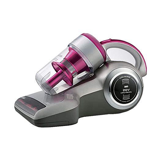GLMAMK Aspiradora de Mano inalámbrica, Limpiador Ultravioleta Ultravioleta Que Elimina el Polvo de ácaros
