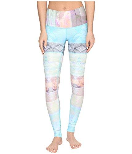teeki Women's Leggings or Hot Pants, Medium, Tarot Magick Pattern
