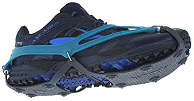 Kahtoola NANOspikes Footwear Traction (Teal, Medium)