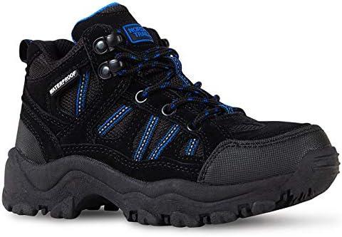 Nord Trail Boys Mt Hunter Hi Leather Hiking Boot