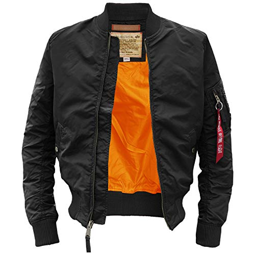 ALPHA INDUSTRIES -  MA-1 TT Fliegerjacke