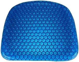 سادة جل بتصميم خلية النحل لتقويم العظام تستخدم لمقعد السيارة او لكرسي المكتب او على الكرسي المتحرك