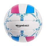 Amazon Basics - Balón de voleibol para uso recreativo de talla 5