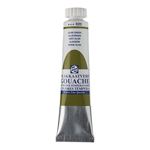 20 ml Gouachefarben Olivgrün