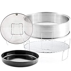 cheap NUWAVE Primo Extension Ring Kit; Cook up to 16 lbs of turkey or 14 lbs of ham on holidays.  …