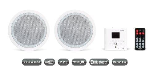 E-NUC Kit de Sonido Oficina y hogar Fonestar