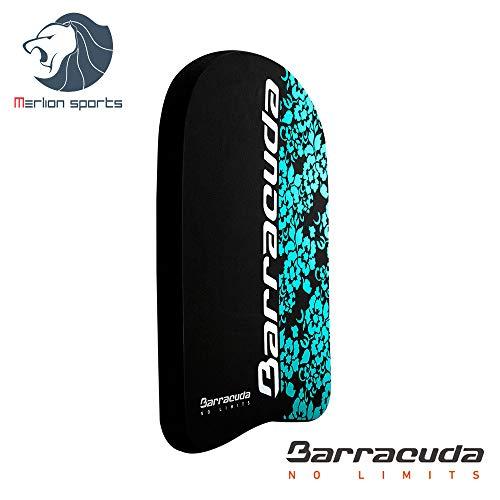 Barracuda Swimming Kickboard Glow Party CLASSICAL FLORAL- Swim training aid, EVA, Float Floating Buoy, Chlorine-proof for adults men women IE-MAB14M (TIFFANY)