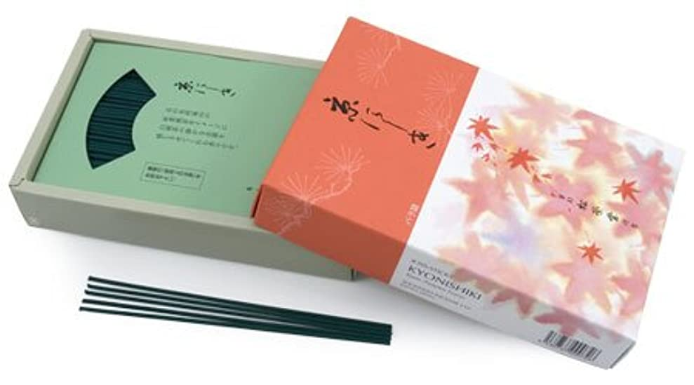 出席画像後悔Shoyeido's Kyoto Autumn Leaves Incense, 450 Sticks - Kyo-nishiki, New, Free Ship