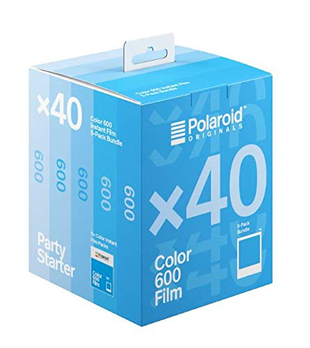 Polaroid Originals 4670 Pellicola istantanea Fabre per 600 e fotocamera i-Type (confezione in lingua italiana non garantita)
