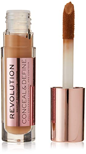 Makeup Revolution - Concealer - Conceal and Define Concealer - C12