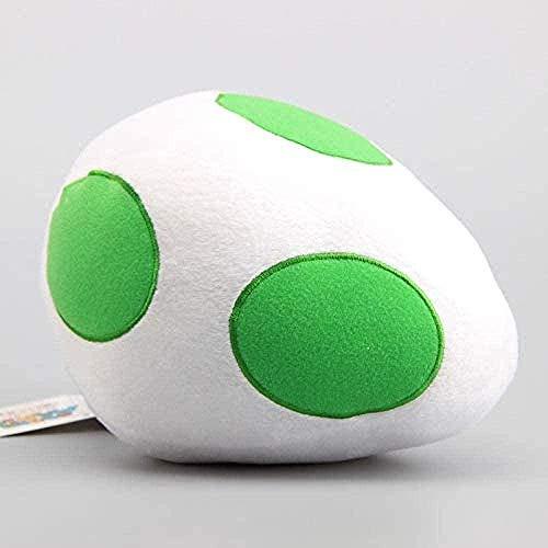 QIXIDAN Cartoon Bros Peluches White Dragon Eggs 20cm Soft Dolls para niños
