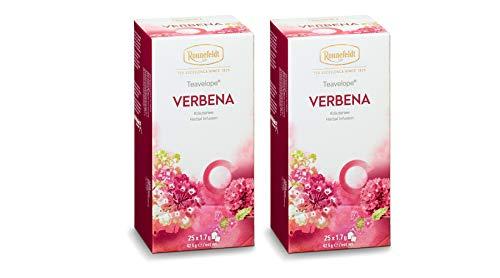 Ronnefeldt - Juego de 2 té de hierbas Verbena - 2 x 25 x 1,7 g