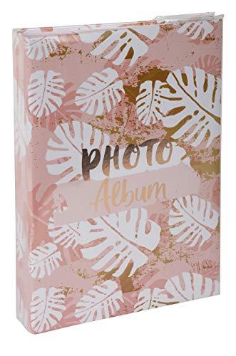 Exacompta - Réf. 62223E - Album photos à pochettes 300 photos 10x15cm PASTEL TROPIC - Format 22,5 x 32,5 cm
