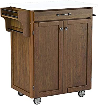 Amazing Amazon Com Create A Cart Black 2 Door Cabinet Kitchen Cart Inzonedesignstudio Interior Chair Design Inzonedesignstudiocom