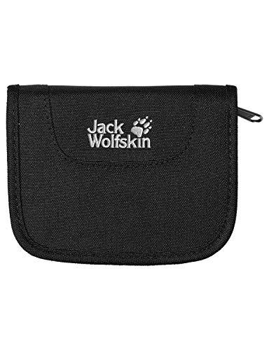 Jack Wolfskin Geldbeutel FIRST CLASS, black, One Size