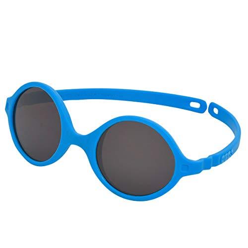 Ki ET LA - Gafas de sol para bebés (UV), color azul