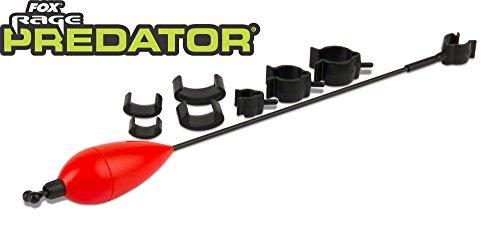 Fox Rage Predator Drop Arm Indicator MK2 - Swinger Bissanzeiger zum Hechtangeln, Ansitzangeln auf Hecht, Hechtbissanzeiger