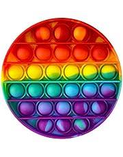 PAIDE P Fidget Toy Pop it .Giocattoli Antistress, Push Pop Bubble Sensoriale. Rilassante, autismo, allevia l'ansia. Bambini e Adulti.