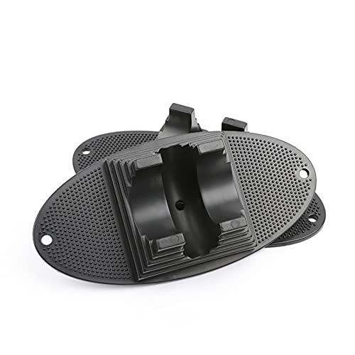 Nuryme Patinete universal antideslizante de plástico para ruedas de patinete de 95 a 120 mm
