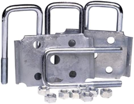 Tie Down Engineering 81185 Square Direct sale of Quantity limited manufacturer Marine Axle Kit Plate