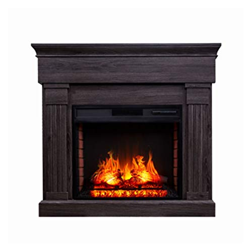 ZXCVBNM Wall Mounted Electric Fire Electric Fireplace Stove Heater,Electric Stove Heater Portable Electric Fireplace Logs Electric Fireplace Suite