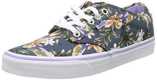 Vans Damen Wm Atwood Sneakers, Blau (Floral), 36.5 EU