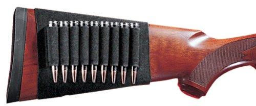 GUNMATE Buttstock Shell Holder Black Rifle, Card