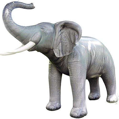 saludable Jet Creations Lifelike Life Talla Inflatable Replica Replica Replica Elephant by Jet Creations  hermoso