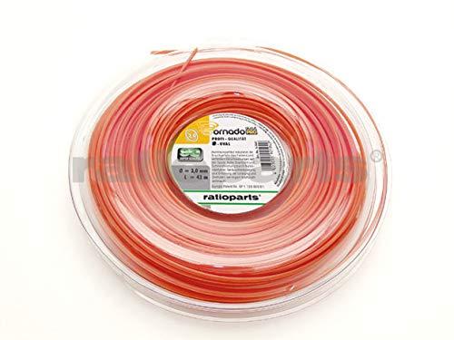 Why Choose Raioparts Tornado Alucut 006,3661 Nylon Thread 3.0 mm 43 m