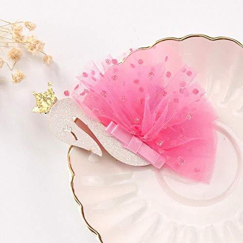 2-delig/losse snoepkleur chiffon vlinder haarspelden meisjes haarspelden kinderen hoofdwear gereedschap mode haaraccessoires 2
