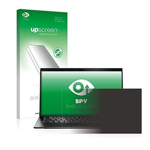upscreen Anti-Spy Blickschutzfolie kompatibel mit Sony Vaio SX14 Privacy Screen Sichtschutz Bildschirmschutz-Folie