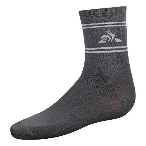 Le Coq Sportif ESS BICOLORES Crew Socks N°1 Calcetines, Uni