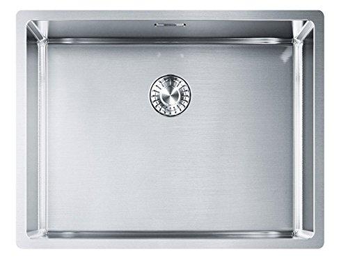 Franke Box BXX 210/110-50 Edelstahl-Spüle glatt Einbaubecken Unterbauspüle Küche