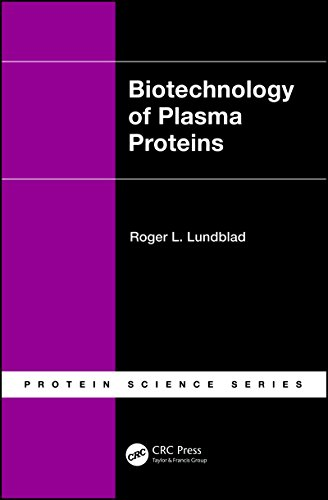 Biotechnology of Plasma Proteins (Protein Science)