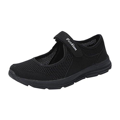 Logobeing Zapatosde Mujer Zapatillas Respirable Mocasines