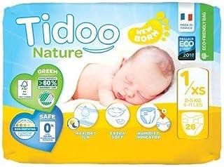 taglia 4+ 9-20 kg Tidoo 503891 Disposable Night e Day nappies maxi unisex