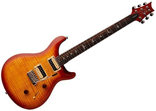 PRS SE Custom 24 Electric Guitar (Vintage Sunburst)