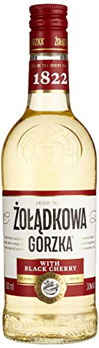 Stock Zoladkowa Gorzka Black Cherry Wodka (1 x 0.5 l) 20103-1