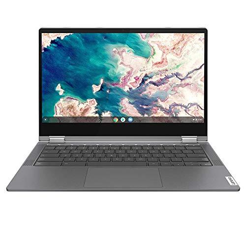 2020 Lenovo Chromebook Flex 5 2-in-1 13.3' FHD Touchscreen Laptop Computer_ 10th Gen Intel Core i3-10110U (Beats i5-7200U)_ 4GB DDR4, 64GB eMMC_ Chrome OS_ Online Class Ready_ BROAGE 16GB Flash Stylus