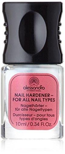 alessandro Professional Manicure Nagelhärter, alle Nageltypen, 1er Pack (1 x 10 ml)