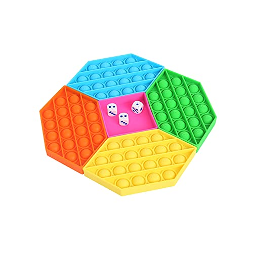 Silikon Sensorische Dekompression Desktop Puzzle Dekompressionsspielzeug