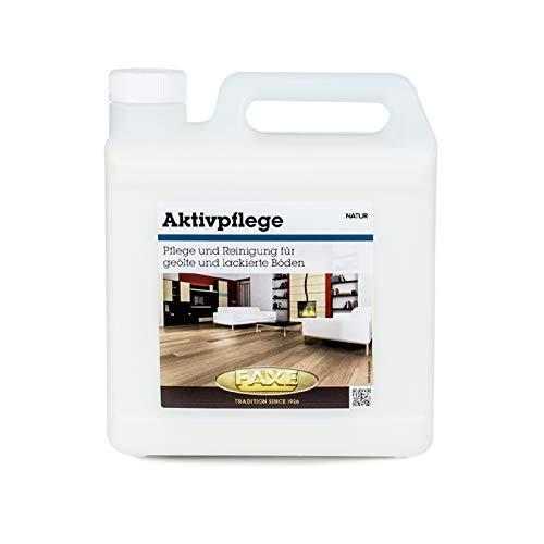 Faxe - Producto de limpieza para suelos barnizados y encerados (2,5 L)