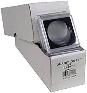 Guardhouse Tetra Snaplocks for SILVER EAGLES Pack of 25