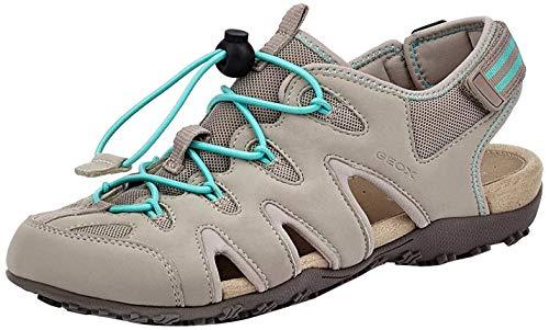Geox Damen Sandale D Sand.Strel B