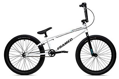 Framed Defendant BMX Bike White Sz 22in