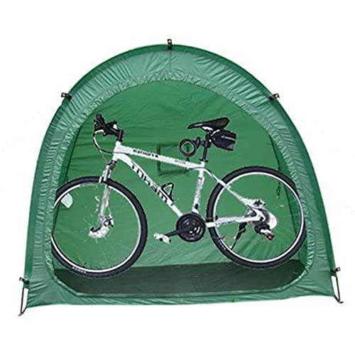 Carpa para Bicicletas, Carpa para Bicicletas Cobertizo para Almacenamiento de Bicicletas Cobertizo para Almacenamiento de Bicicletas 190T con diseño de Ventana Bicic